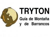 Tryton Guía de Barrancos y Montaña Raquetas de Nieve
