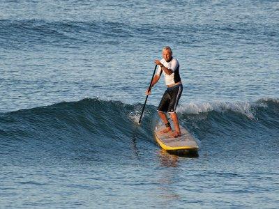 First SUPboarding trip, 2hrs Guardamar de Segura