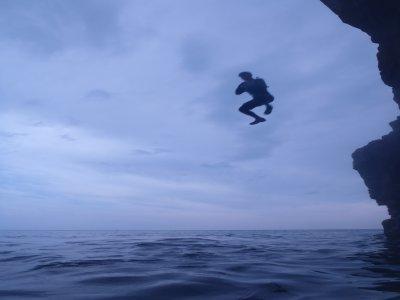 Dorset Adventures Coasteering