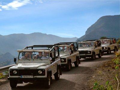 Jeep Safari Tamaran