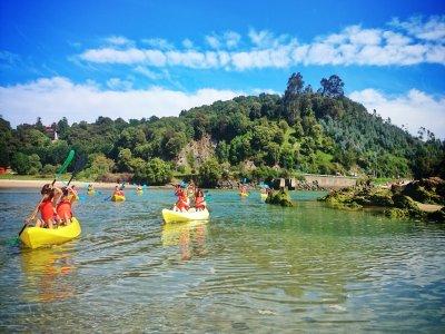 Kayak rental 1 hour in Palombina