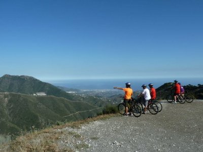 The Sound of the Water MTB Route, 3h