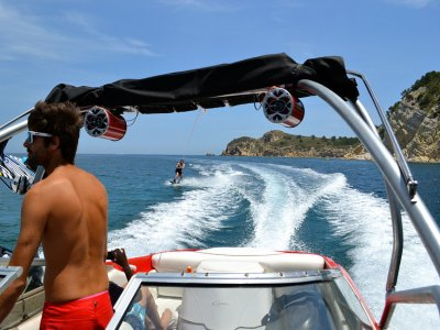 Boats and Charters Wakeboard