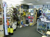 We sell the best equipment for every diving situation