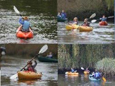 Wareham Boat Hire Kayaking