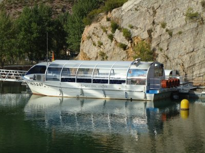 River cruise through the Júcar in St. Valentine's