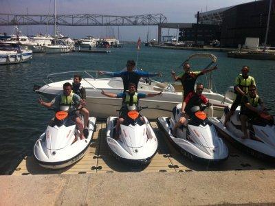 Barcelona Jet Ski Motos de agua