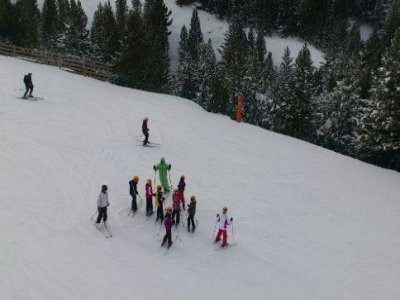 One-to-one skiing lesson in Cerler 3 hours