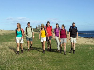 HF Holidays Hiking