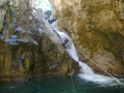 Canyoning Session Cumbria