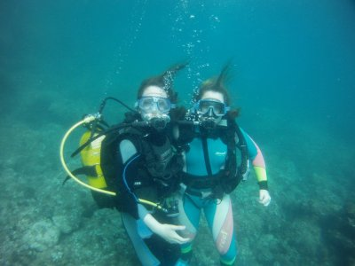 Pack: 5 Scuba Immersions w. Equipment in Javea