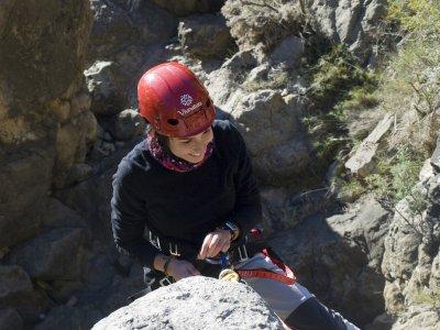 Dry Canyon Level II Lucena del Cid 4h