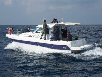 Cazaventuras Barcelona Pesca