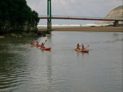 Cazaventuras Madrid Kayaks