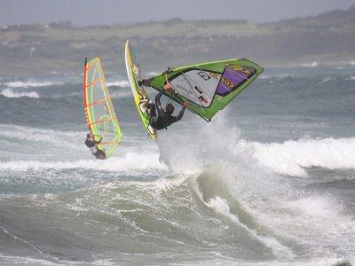 Can Xargay Windsurf