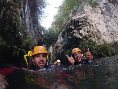 Canyoning Session in Tramontana, 4 hours