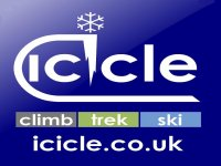 Icicle Snowboarding