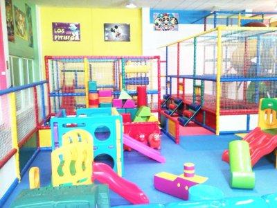 Two-hour playground games + snack, Sanlúcar