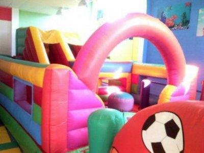 90min in Playroom, Sanlucar la Mayor