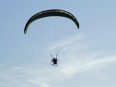 Gravity Paramotor