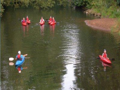 Acclimbatize Activities Kayaking