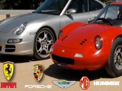 Drive 3 Luxury Sports Cars Offer for 3 pax