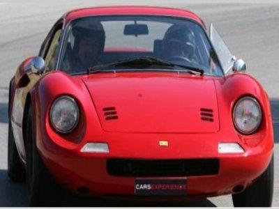 Driving a Ferrari  F430 and 246 GT, Barberà