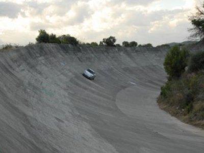 Drive a Ferrari and Porsche in Barberá track