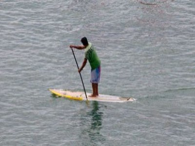 Paddle surf induction (march to october) - 4 h