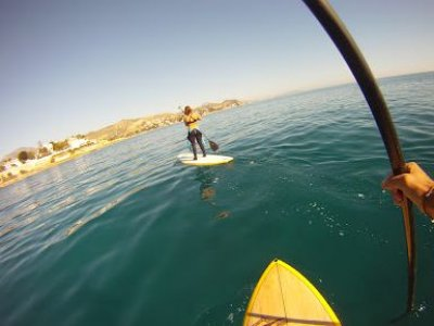 Paddle surf induction course (Nov-Feb)-4h