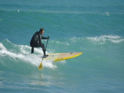 Initiationsup surfing in the waves (March-oct)-4h