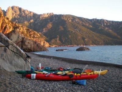 4 days kayak ride in Holy Week