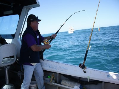 Inshore fishery lesson from your boat, Ribadesella