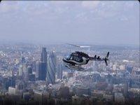 Enjoy a flight over London