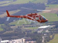 Impress your friends by flying them to a sporting event.
