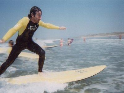 Welsh Surfing Federation Surf School