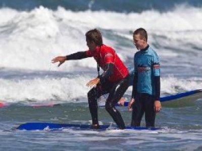 Raven Surf School