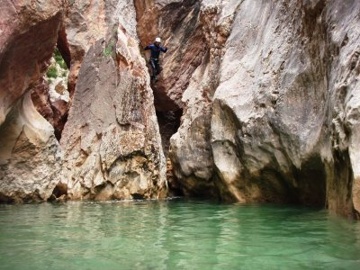 Canyoning package in Sierra de Guara 4 days