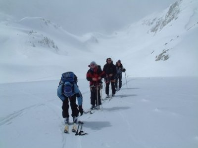 The International School of Mountaineering