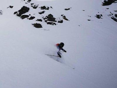Ski course - Virgin snow and off-piste ski