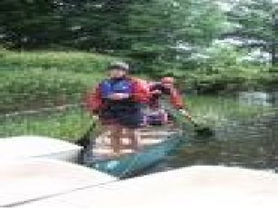 Stanley Head Outdoor Education Centre Canoeing