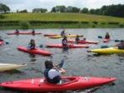Stanley Head Outdoor Education Centre Kayaking
