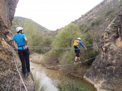 Induction Course of Via Ferrata