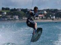 Wakeboarding freestyle