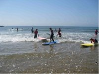 Perfect Small Waves for Junior Surfers