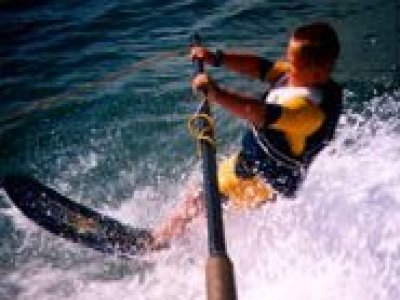 Jersey Sea Sport Centre Water Skiing