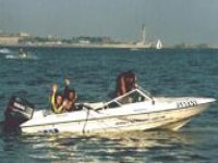 Our speed boat team