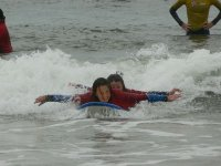 Surfing is great fun!