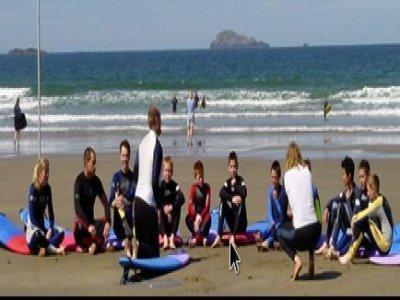 Whitesands Surf School