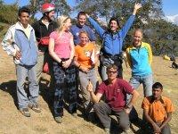 Team in Nepal